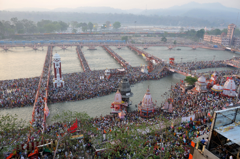 Kumbh Mela 2019 - ESPI Travels