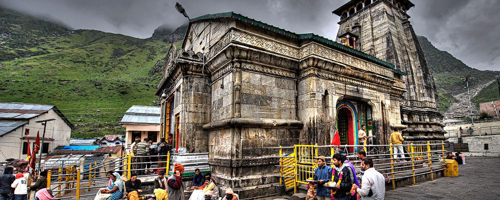 Chardham Kedarnath - ESPI Travels